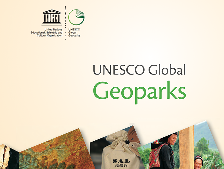UNESCOGlobalGeoparks